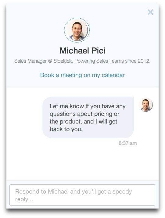 HubSpot Sales Messages1