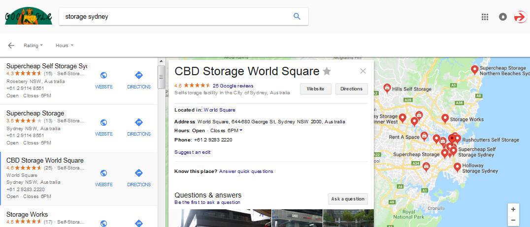 storage sydney   Google Search(1)