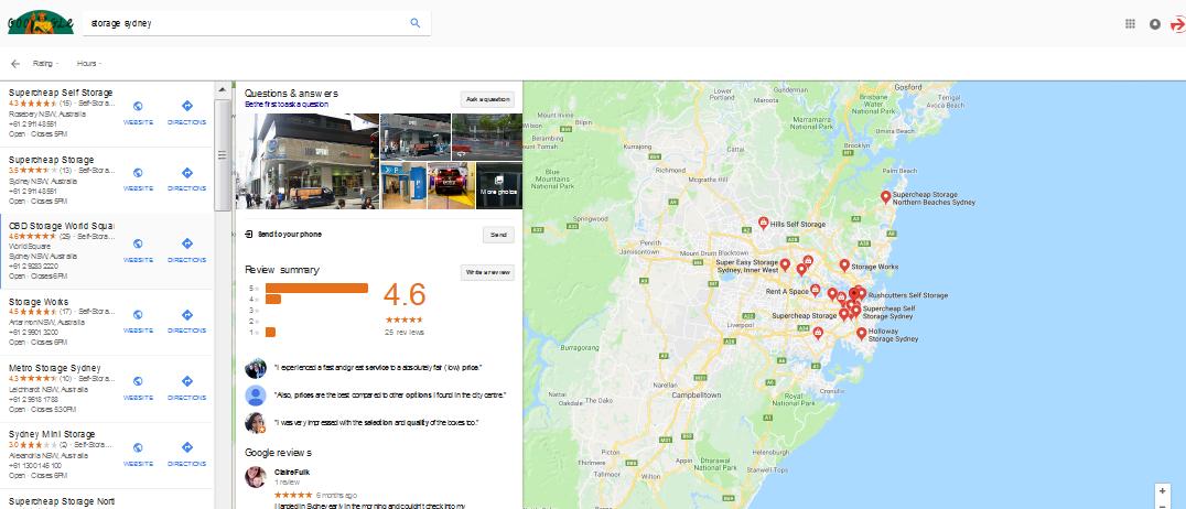 storage sydney   Google Search(2)